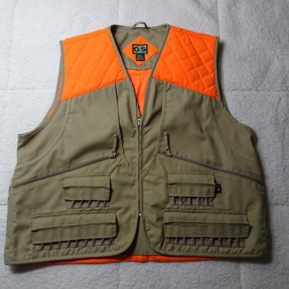 9f30291b4d011 Gander Mountain Other - GANDER MTN Guide Series Hunting Vest Blaze Orange
